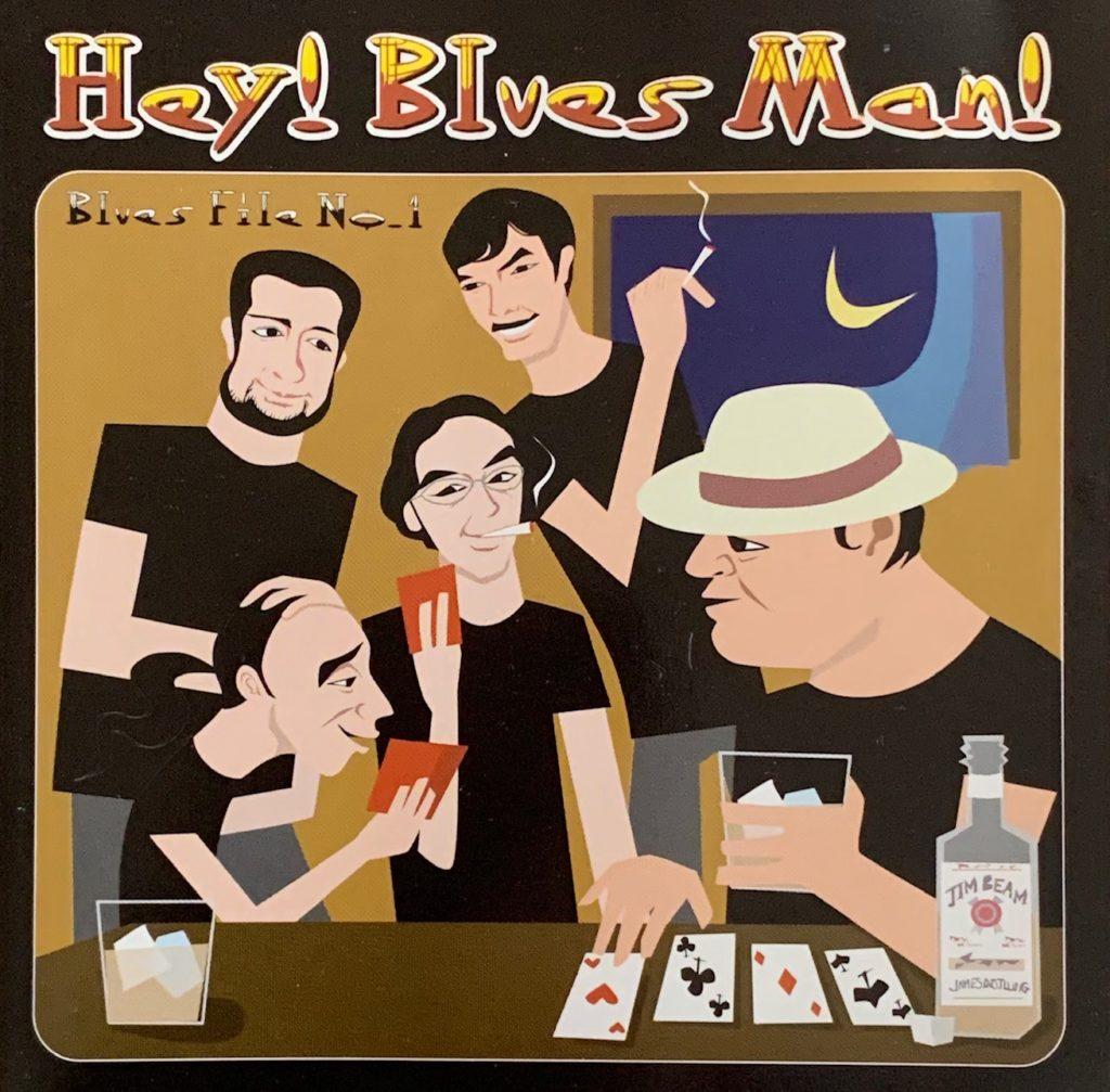 cd hey blues man