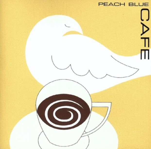 cd peachblue cafe