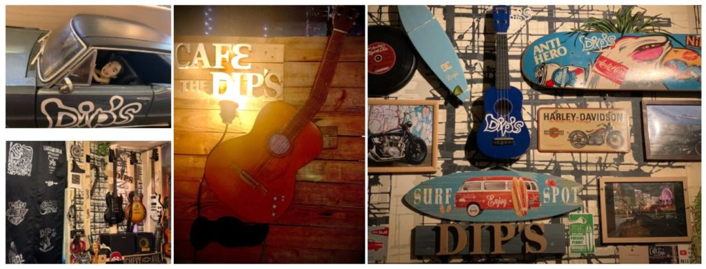 Cafe The Dip's