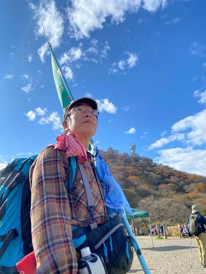 guest yoshidasan mountain