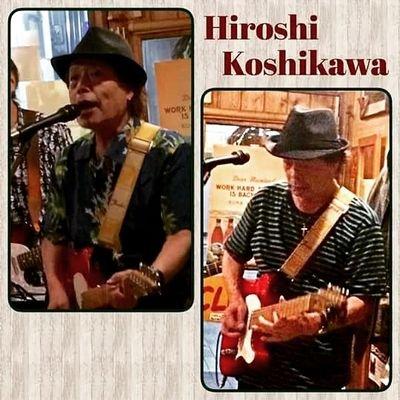 Koshikawa Hiroshi san